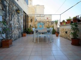 QAWRA - Spacious well finished three bedroom Penthouse with garage - For Sale