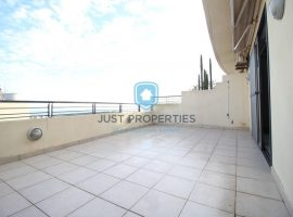 MELLIEHA - Furnished two bedroom apartment with spacious terrace enjoying views - For Sale
