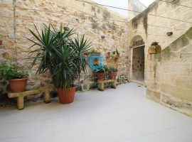 DINGLI - Converted House of Character with optional garage - For Sale