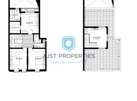 ZEBBUG - Brand new Terraced house with pool and garage - For Sale