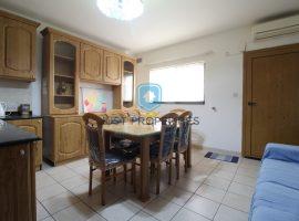 BUGIBBA - Furnished elevated ground floor maisonette - For Sale