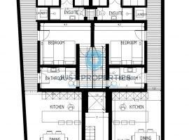 ZEBBUG - Brand new three bedroom maisonette with back yard - For Sale