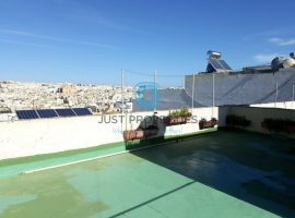 BIRKIRKARA - Refurbished apartment with lift and roof terrace - For Sale