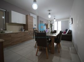 ST PAUL'S BAY - Modern furnished spacious three bedroom apartment - For Sale