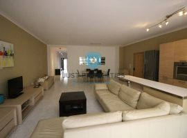 SAN GWANN - Three bedroom apartment with lock up garage - For Sale