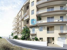 ST PAUL'S BAY - Apartment with Good Sized Terrace Enjoying Views  - For Sale