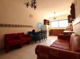 QAWRA - Two bedroom apartment served with lift - For Sale