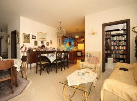 QAWRA - Partly furnished three bedroom apartment - For Sale
