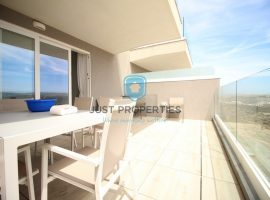 MELLIEHA - Spacious furnished apartment enjoying open country/sea views - For Sale