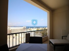 QAWRA - Very well finished spacious apartment enjoying open views - For Sale