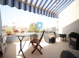BUGIBBA - Close to the promenade furnished two bedroom Penthouse - For Sale