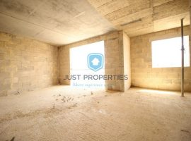 QAWRA - Highly finished wide fronted apartment with terrace - For Sale