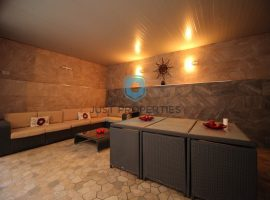 RABAT - Spacious furnished maisonette with nice outdoor and interconnected garage- For Sale
