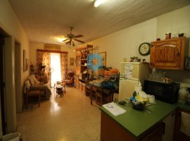 BUGIBBA - Well priced older type of apartment served with lift - For Sale