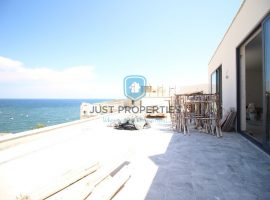 QAWRA - Highly finished spacious three bedroom apartment with terrace ideal for entertainment  - For Sale
