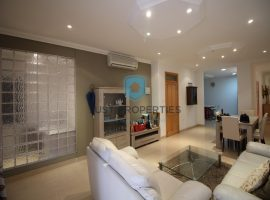 QAWRA - Fully furnished 180sqm apartment with good sized front terrace - For Sale