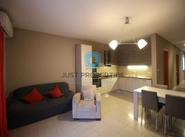 MELLIEHA - Modern furnished three bedroom apartment - For Sale